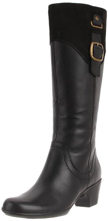 Clarks Women's Ingalls Delaware Boot,Black,5.5 ...