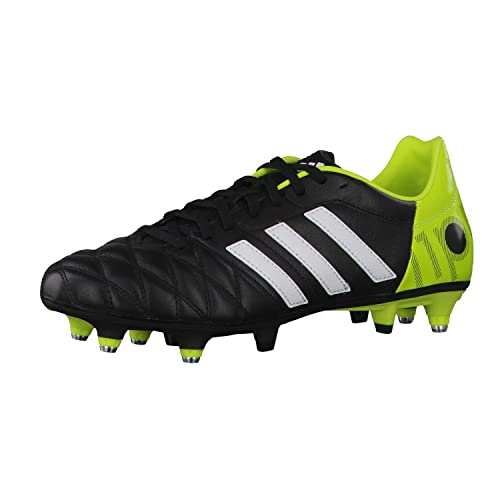 SCARPE CALCIO ADIDAS ACE 15.1 SG LEATH NERO 6,5: Amazon.it
