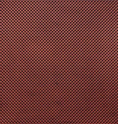 Antique Copper F02 Border 2' x 2' PVC Decorative Ceiling Tile Glue Up/Grid ()