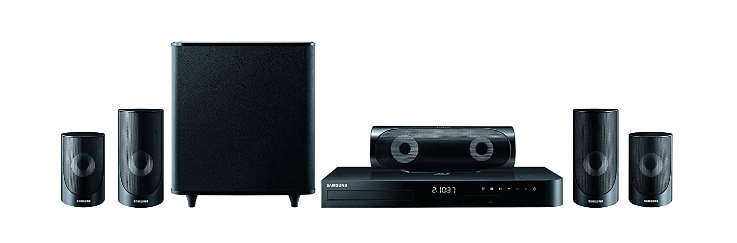 Samsung HT-J5500 Home Cinema completo