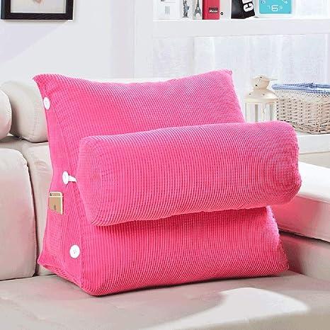 JKL J-Pillow - Almohada de cuña Ajustable para Lectura ...