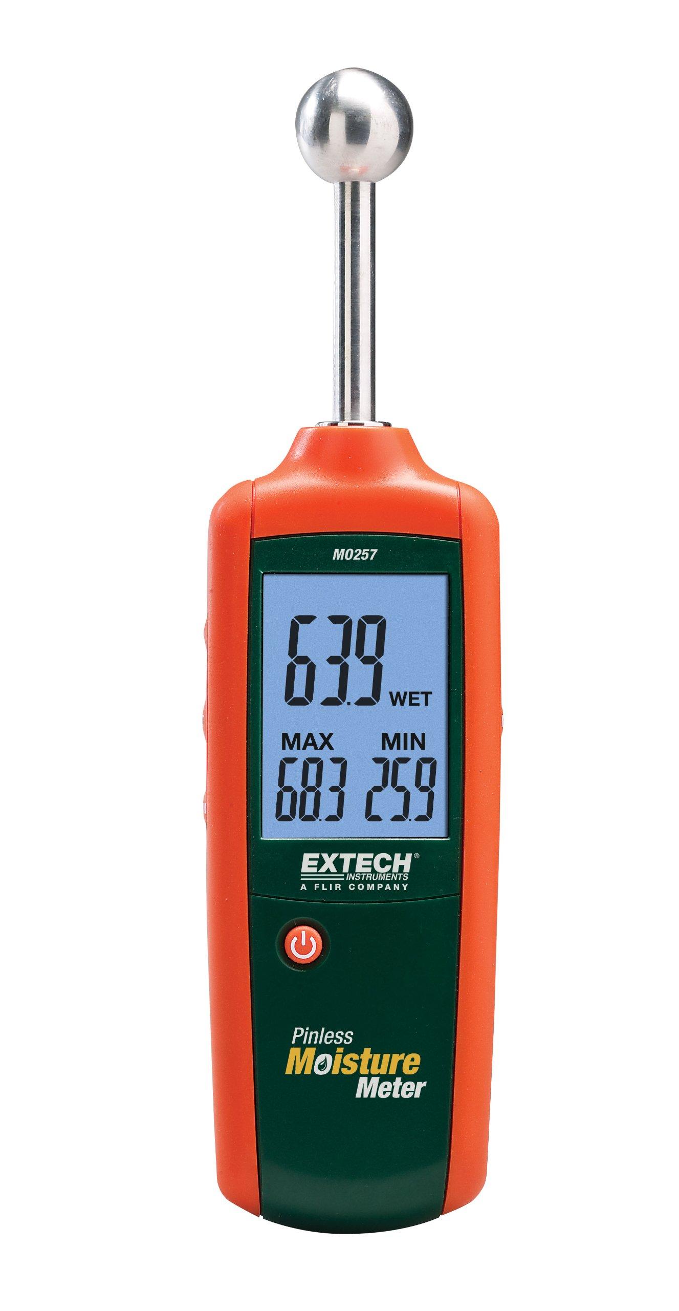 Extech MO257 Pinless Moisture Meter by Extech