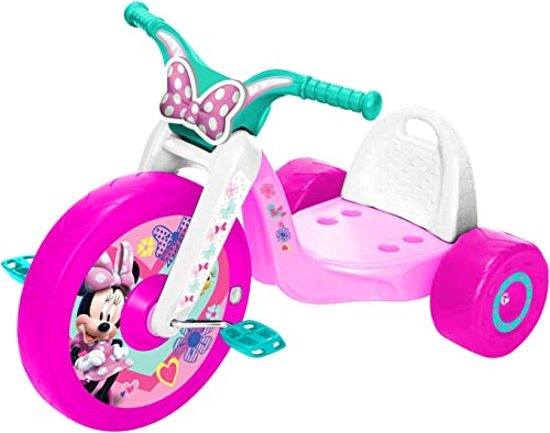 Minnie 15 Fly Wheel Junior Cruiser, 1 Ride-on, Ages 3-7