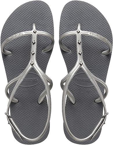 Sandales Havaianas Allure Maxi Gris Femme 3940: