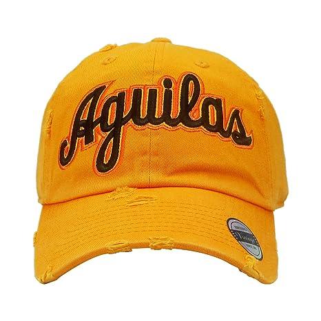 6243071bd0c1 Aguilas Cibaeñas amarillo gorro: Amazon.es: Deportes y aire libre