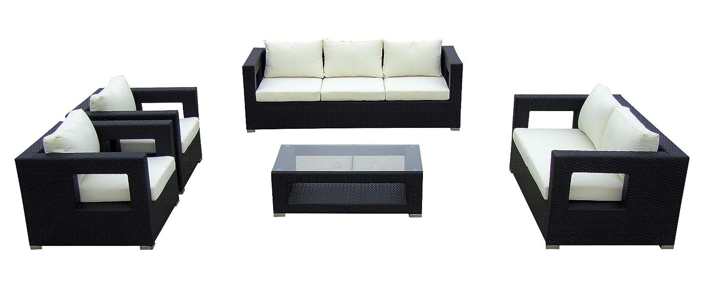 Baidani Gartenmöbel-Sets 10c00003.00001 Designer Lounge-Garnitur ...