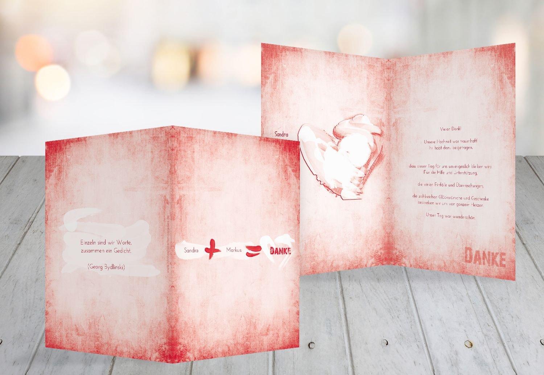 Kartenparadies Danksagung für Hochzeitsgeschenke Hochzeit Dankeskarte Du  Ich  Liebe 2, hochwertige Danksagungskarte Hochzeitsglückwünsche inklusive Umschläge   20 Karten - (Format  105x148 mm) Farbe  Matschgrün B01MUD2AN2   Beque