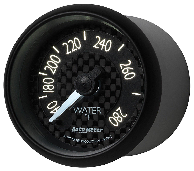 Auto Meter 8031 GT Series Mechanical Water Temperature Gauge by Auto Meter (Image #2)