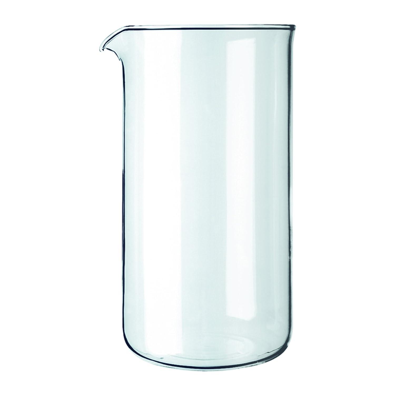 Bodum  Cup Coffee Press Replacement Beaker Glass