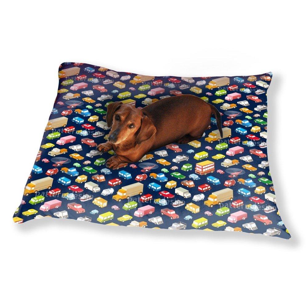 Urban Traffic Dog Pillow Luxury Dog / Cat Pet Bed