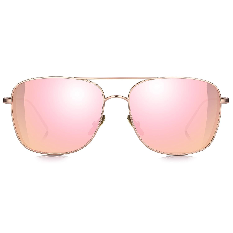 Sunglass Junkie Gafas de sol de estilo aviador de los años ...