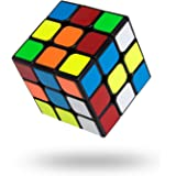 Speed Cube 3x3x3,Buself Magic Cube 55mm Spécial Compétition Ultra Rapide cube 3x3x3 pour lisse Magic Cube Puzzles