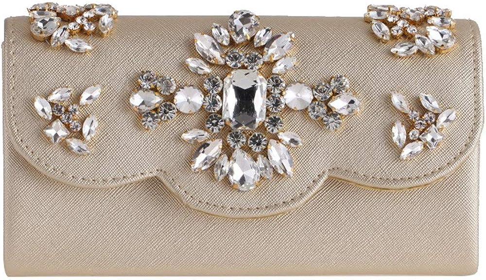 2019 Womens New Rhinestone Evening Party Bag//Clutch Bag//Clutch Bag//Handbag//small Bag