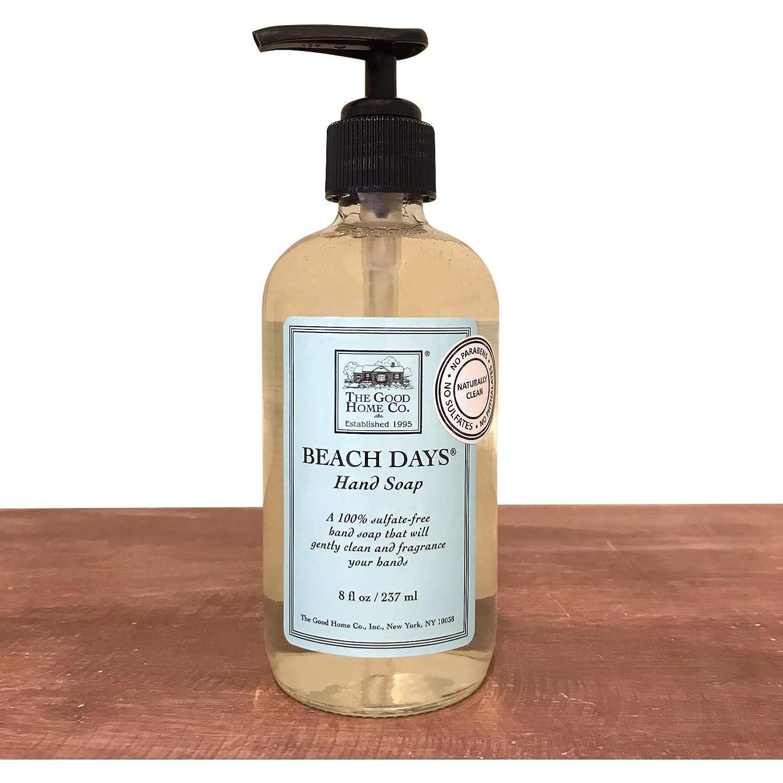 The Good Home Beach Days Hand Soap, 12 Ounce