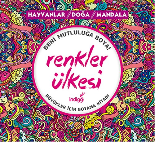 Renkler Ulkesi Kolektif 9786059144094 Amazon Com Books