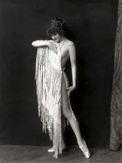 Ziegfeld girls nudes consider