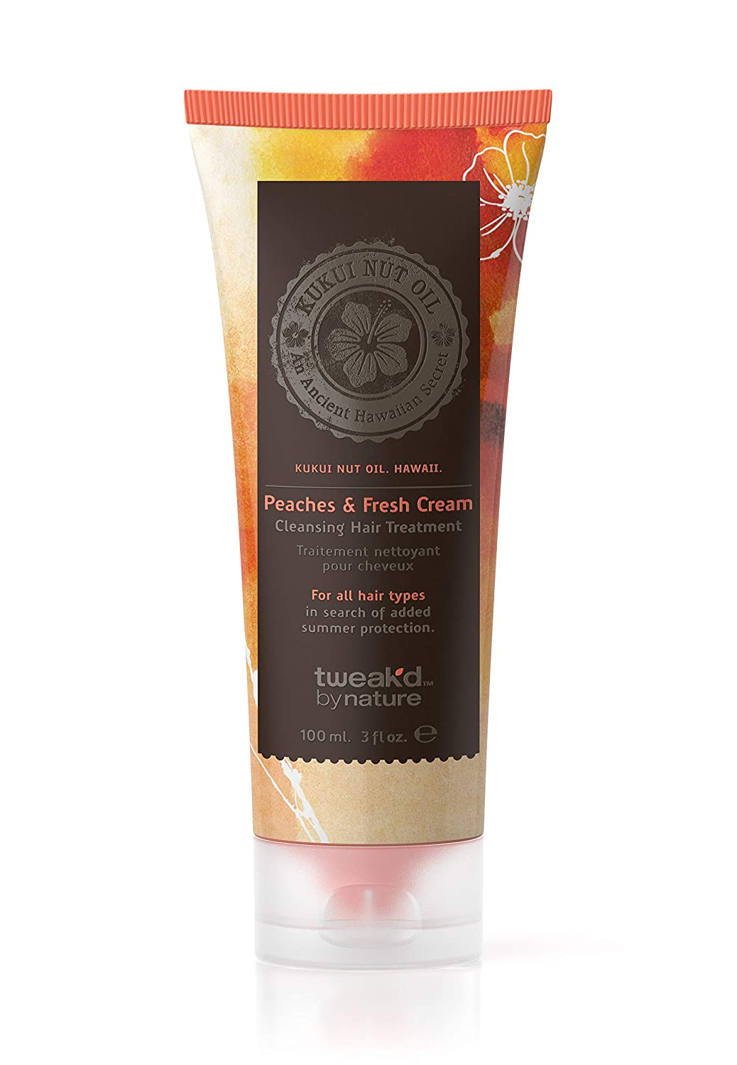 Tweak-d 5 in 1 formula Self-Cleansing Hair Treatment ~ Peaches & Cream