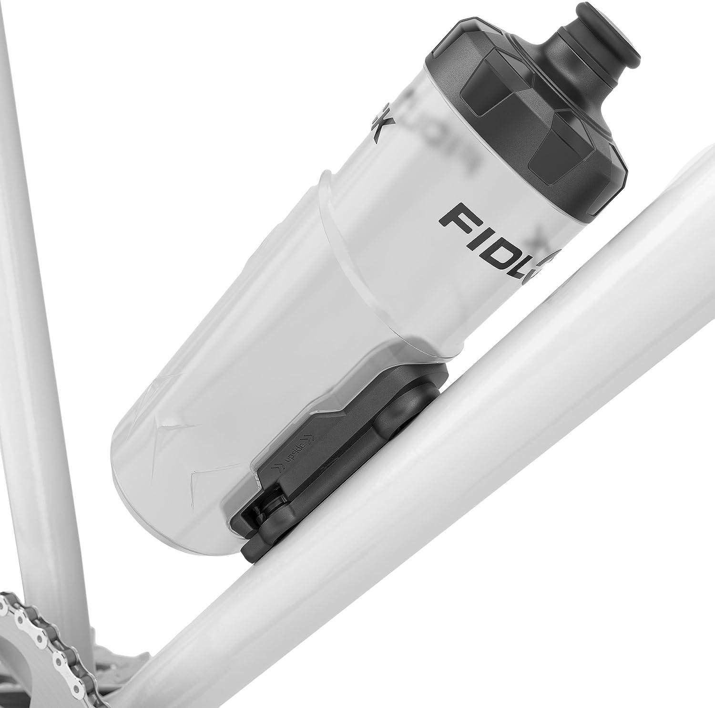 Fidlock Twist Bottle Set 600ml Bottle Holder and Bottle Cycling Water Bottles