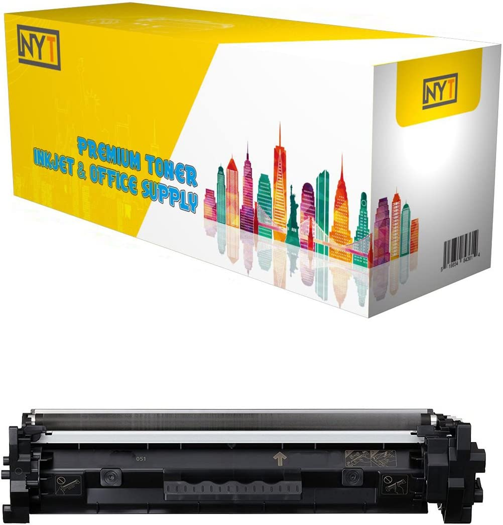 NYT Compatible Toner Cartridge Replacement for Canon 051 for ImageCLASS LBP162dw MF264dw MF267dw MF269dw Black,1-Pack