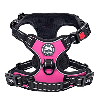 PoyPet No Pull Dog Harness,