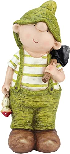 Northlight QQ83121 Young Boy Gnome