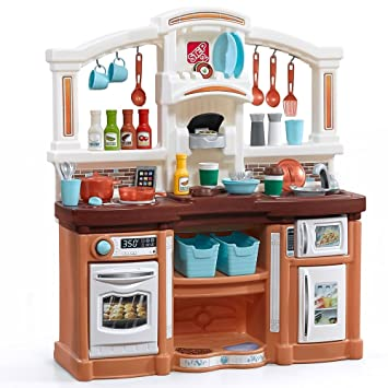 Step2 Fun with Friends Kitchen Playset, Tan