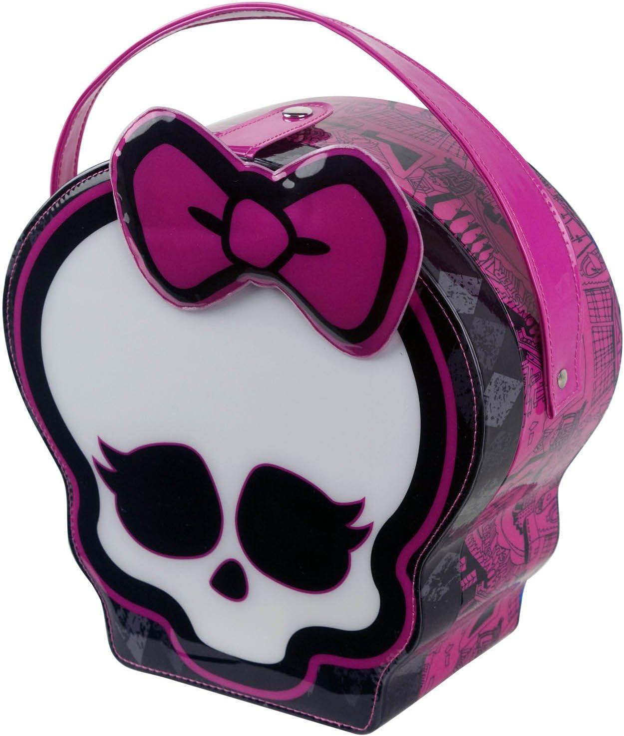 Monster High - Estuche con maquillaje en forma de calavera (Markwins 9355110): Amazon.es: Juguetes y juegos