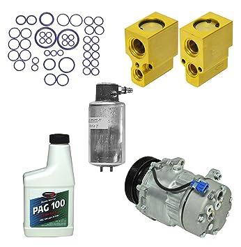 Aire acondicionado universal KT 2947 A/C Compresor y componente Kit