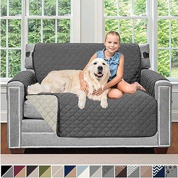 Amazon.com: Protector de silla reversible pendiente de ...