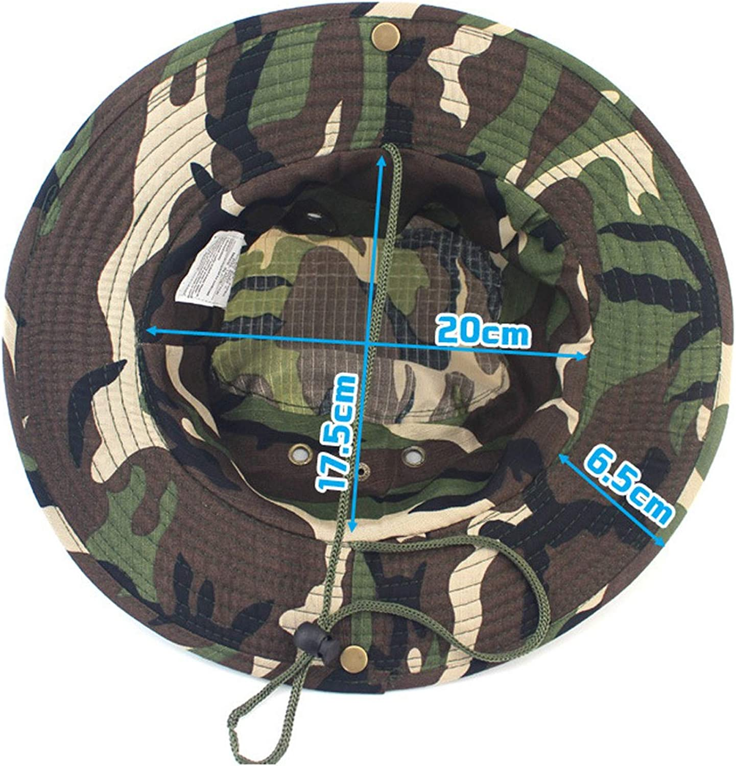 New Hot Adjustable Cap Camouflage Hats Nepalese Cap Army Mens Fisherman Mesh Hat Outdoor Sun Protection Hat