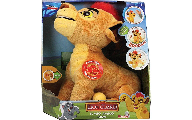 Simba 109318756009 - The Lion Guard Peluche Interattivo Simba Toys Italia S.p.A.