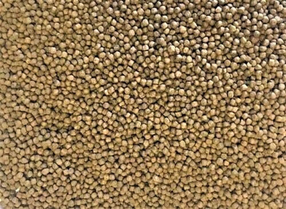 America's Best Koi Food Color Enhancing Koi and Goldfish Pond Pellets Small Floating Pellets - 20 lbs - 35% Premium Protein with Spirulina and Wheat Germ