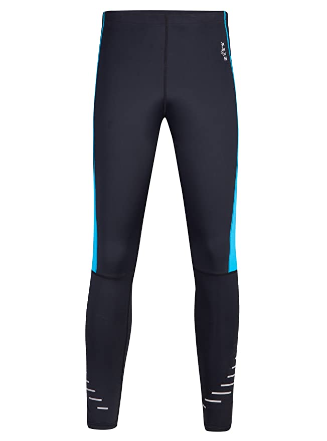 0b669b575f Amazon.com  ZITY Men s Wetsuit Pants Diving Surfing Swimming Tights   Clothing