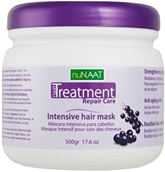 Nunaat Acai Mask 17.6 oz. (Pack of 2)