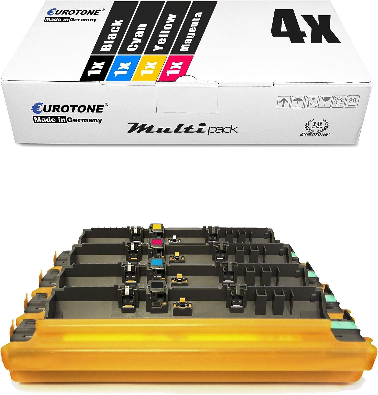 4x CARTUCCIA TONER XXL ProSerie per Canon 728 I-SENSYS mf4570 DN mf4410 fax l170