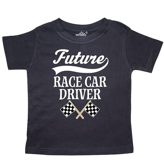 Amazon.com: inktastic – Futuro coche de carreras Conductor ...