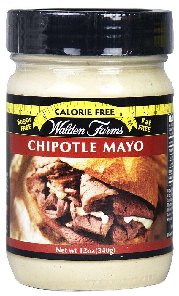 Walden Farms Aperitivo Dietético Mayonnaise Chipotle - 6 Salsas: Amazon.es: Salud y cuidado personal