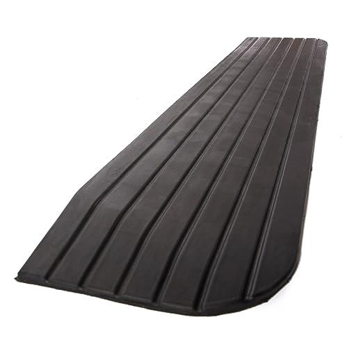 Técnica Plaza Safety - Umbral ayuda 3,8 cm - Rampa de goma ...