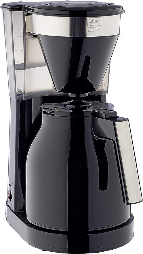 Melitta 1017-08 Enjoy Top Therm Café Filtre MacHine Filtre MacHine noir