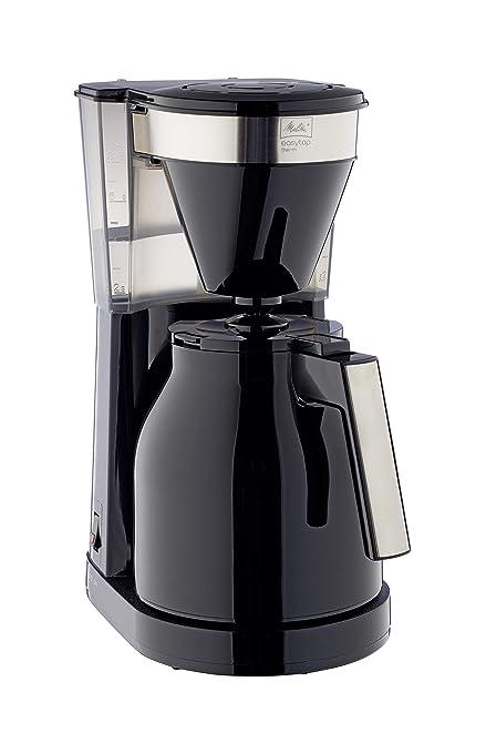 Melitta Easy II Filter-Kaffeemaschine schwarz