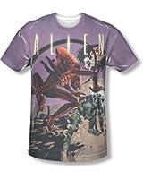 Alien - - Ready Or Not Hommes T-shirt