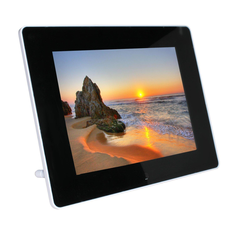 Kosee Hi-Res Marco Digital para Fotos LCD de 8 Pulgadas de Alta ...