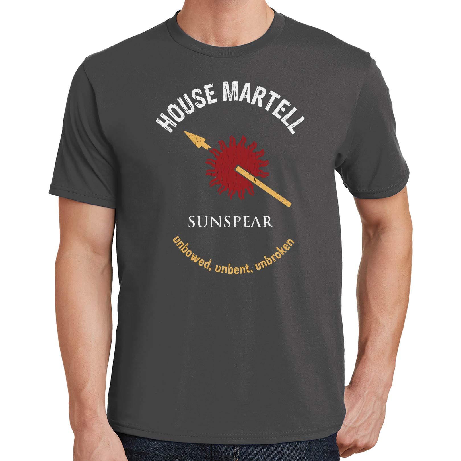 House Martell T Shirt 3847