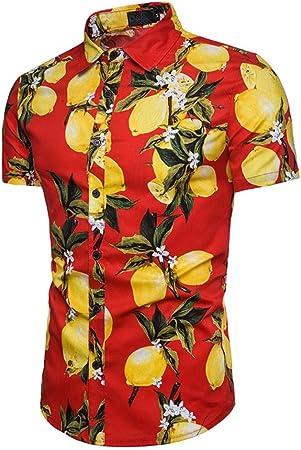 Camiseta para hombre, sonnena Hombres personalidad Men es ...