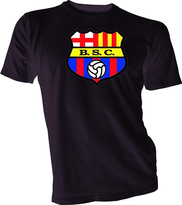 最安価格 バルセロナスポーツクラブGuayaquilエクアドルFutbolサッカーTシャツXLブラック B01BXDBR1S B01BXDBR1S, 安芸太田町:e341b98c --- a0267596.xsph.ru