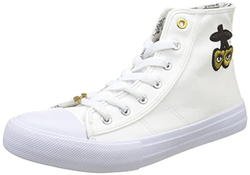 Le Temps des Cerises Origin High, Damenschuhe Baskets Hautes Damenschuhe High,  Amazon.fr af9d66