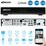 KKmoon 4-kanaals Digital Video Recorder 960H Network  H.264 DVR HDMI Cellphone View Bewegingsdetectie