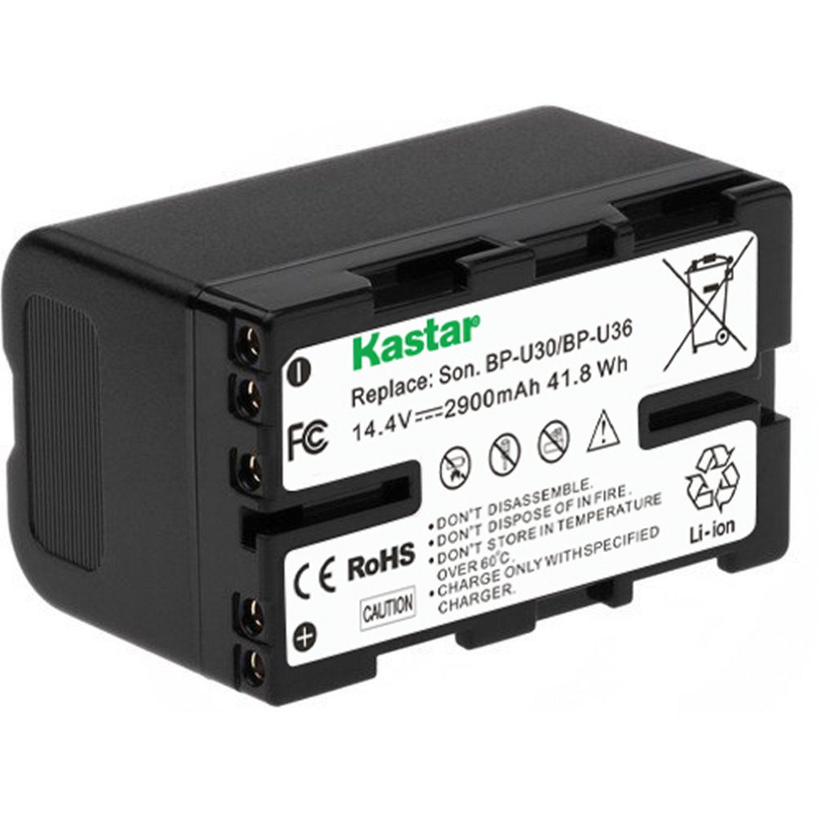 Replacement BP-U60 Battery for Sony PMW-100 PMW-150 PMW-160 PMW-200 PMW-EX1 PMW-EX3 PMW-EX160 PMW-EX260 PMW-EX280 PMW-F3 Camcorder More!!