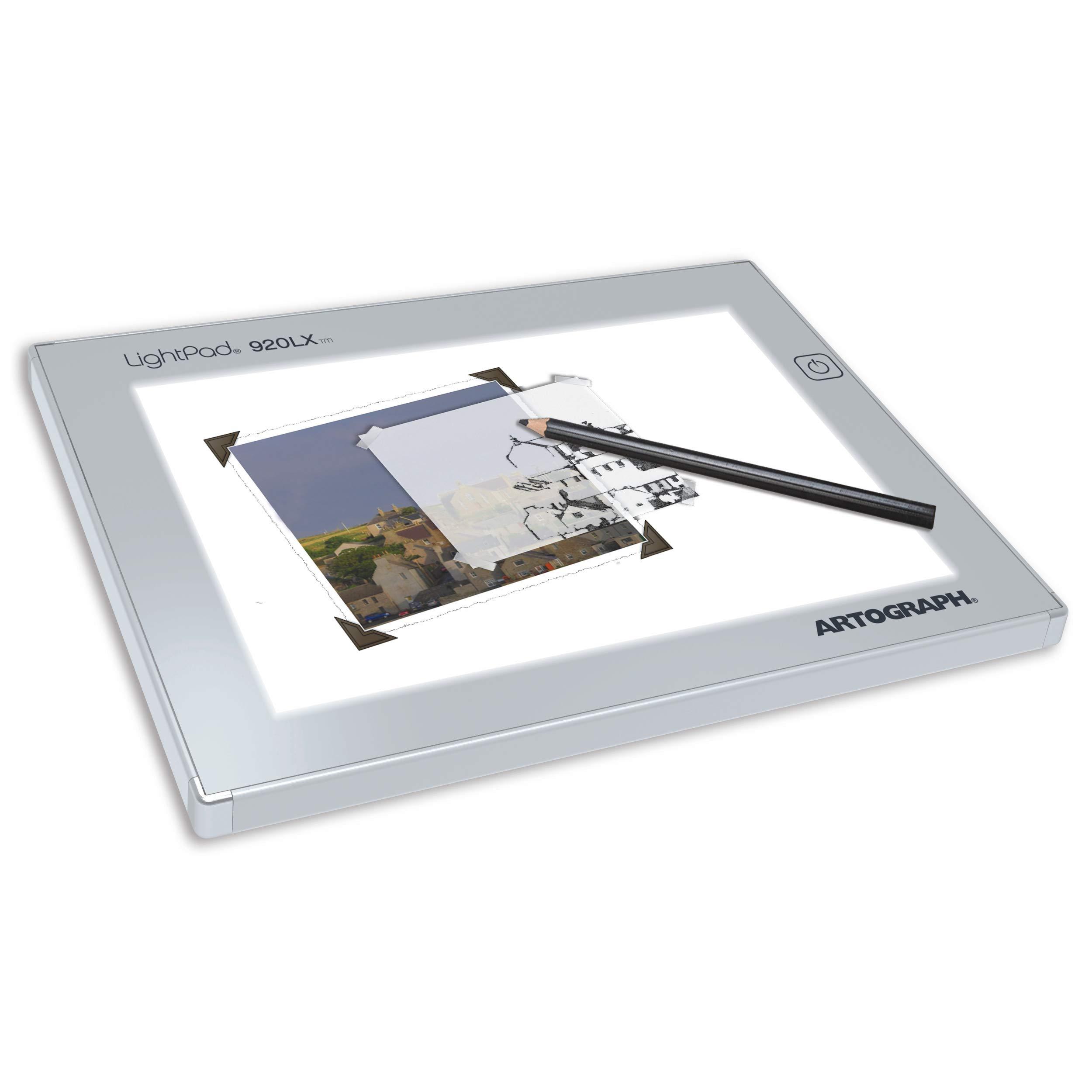 Artograph 920 LX LightPad light box, 6 X 9, White by Artograph