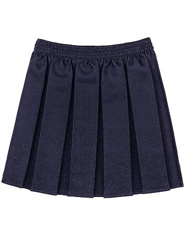 Cricket Kids Collection Size 6 Children/'s Dark Blue Skort Skirt with Dogs